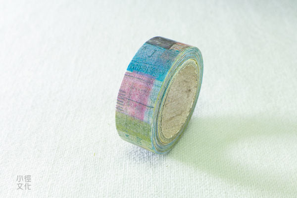 Chamil Washi Tape - Watercolor