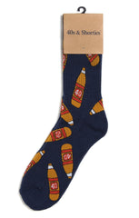 40s (Navy) Socks