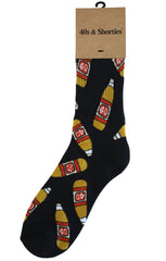 40s (Black) Socks