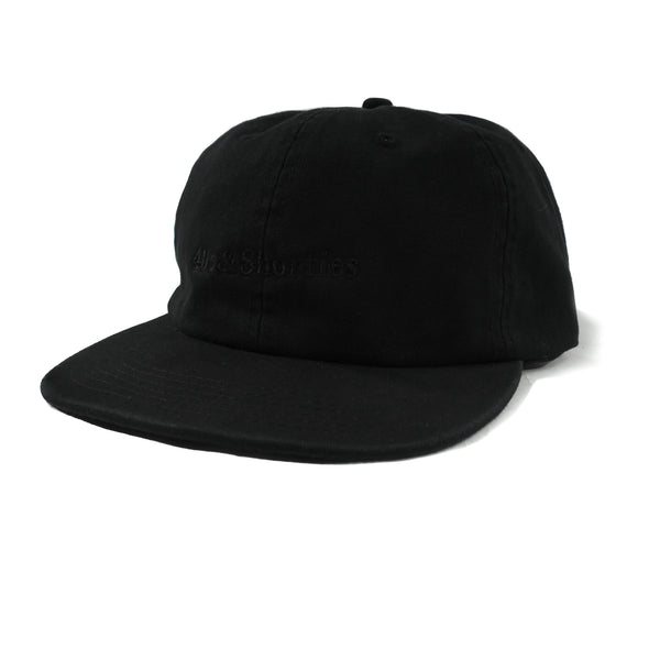 Text Logo Hat