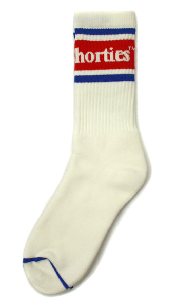 Text Logo Stash Socks