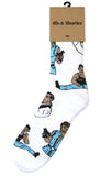 Action Heroes Socks