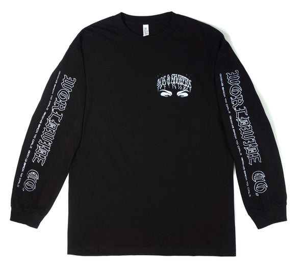 Angel Eyes LS Tee