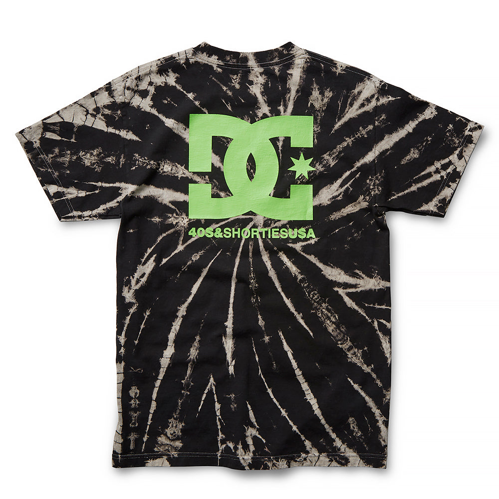 DC Shoes X 40s & Shorties - Logo Tee