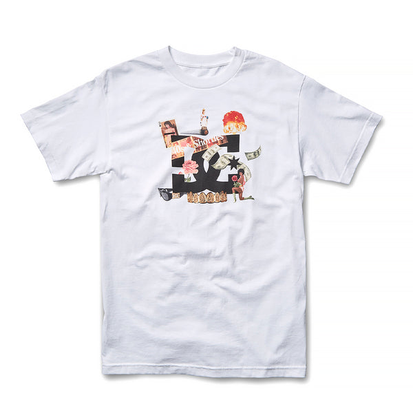 DC Shoes X 40s & Shorties - Life Tee
