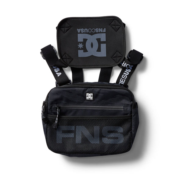 DC Shoes X 40s & Shorties - FNS Chest Rig
