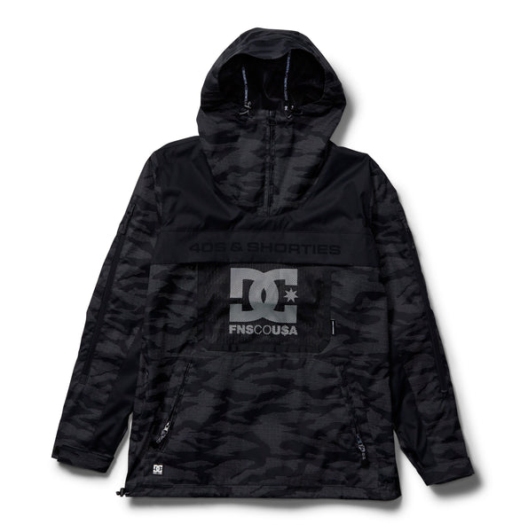 DC Shoes X 40s & Shorties - FNS ASAP Anorak