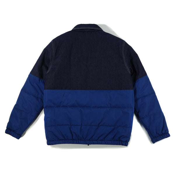 East meets west bubble jacket