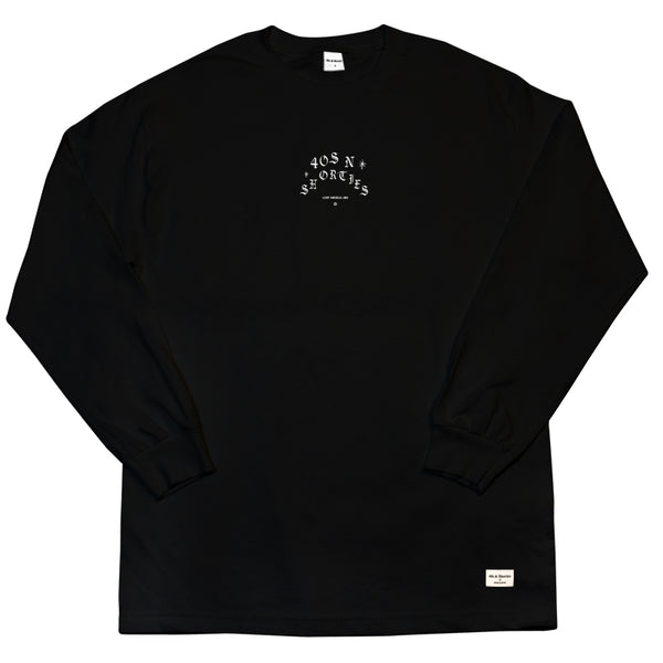 The End Long Sleeve Tee