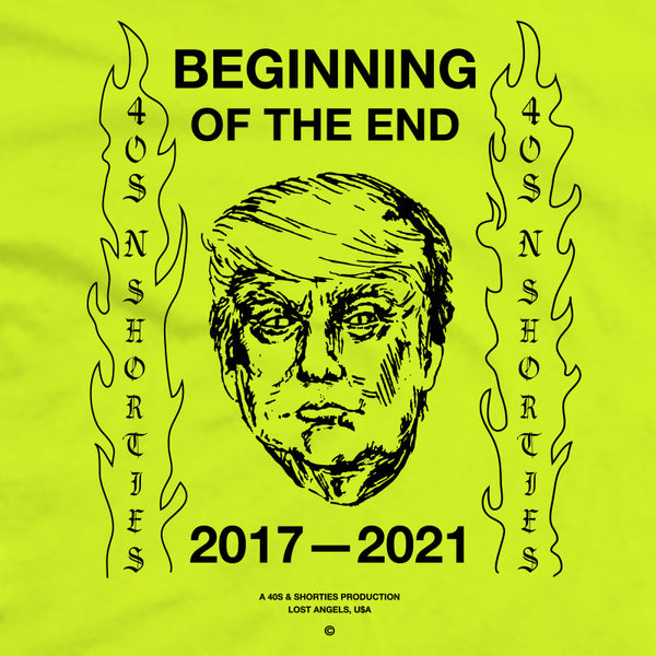 The End Tee