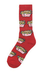 Carnivore Fries Socks