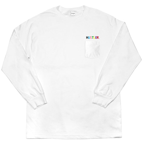 40s & Shorties X HUSTLER Long Sleeve w/ Pocket