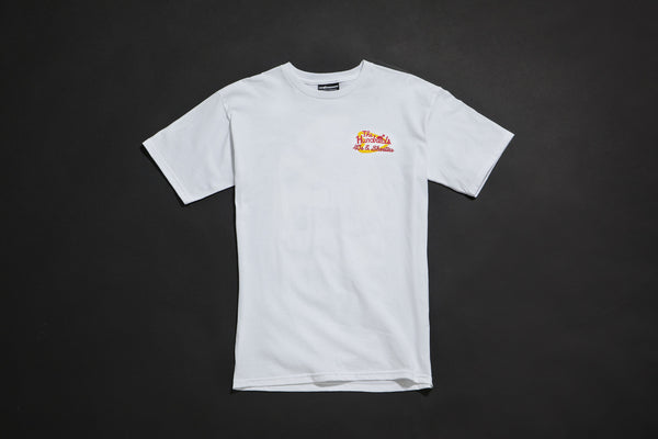 40s & Shorties X The Hundreds Tee White