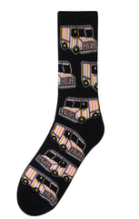 Ice Cream Truck Socks