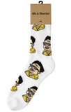 Glorious Leader Socks