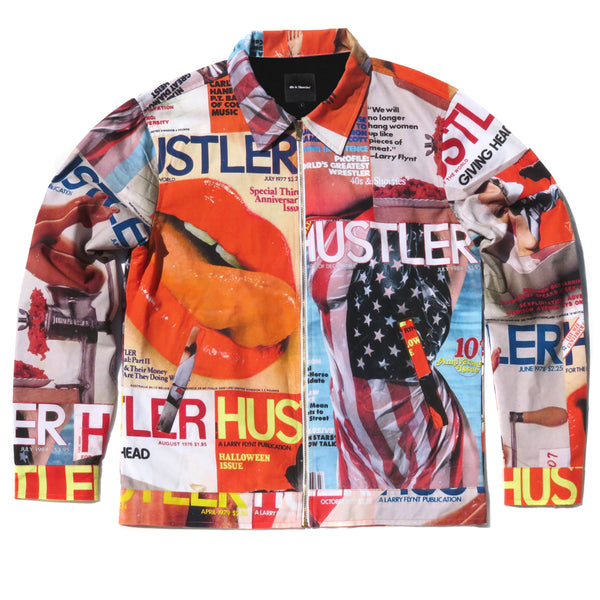 40s & Shorties X HUSTLER Magazine Jacket