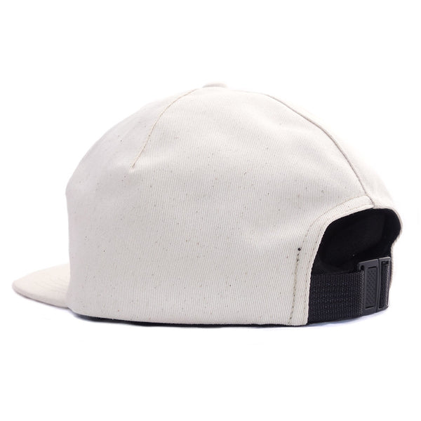 Text Logo 2 Panel Hat