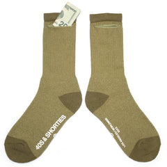 Field Pocket Socks