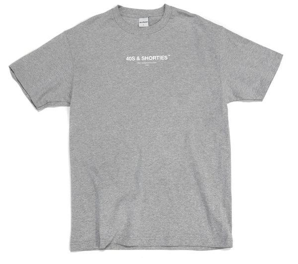 General Text Logo Tee