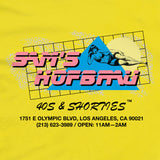 40s & Shorties X Sam's Hofbrau - Wavy Long Sleeve