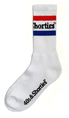 General Text Logo Socks