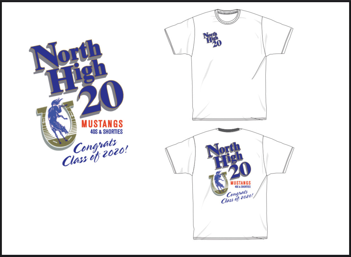 North High Tee