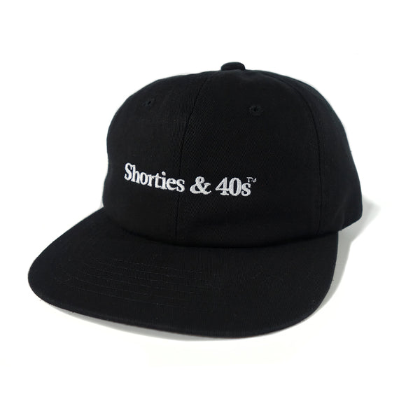 Reverse Text Logo Hat