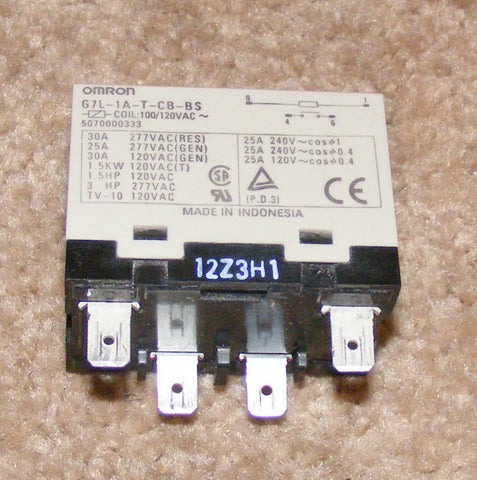 00422203 Bosch Dryer Relay