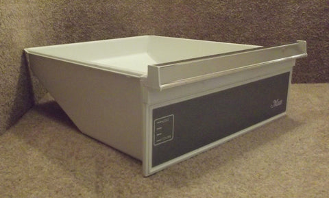 Pan meat drawer 1106234 Whirlpool Kenmore refrigerator