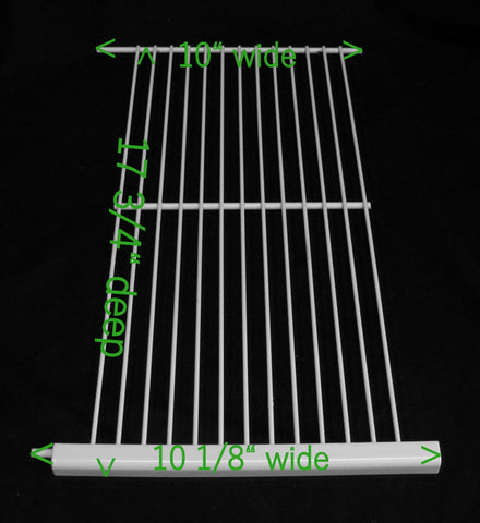 1126350 Kitchen Aid Refrigerator Freezer Wire Rack Shelf 17 3/4 Deep