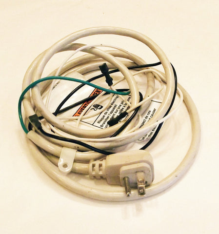 1186317 Whirlpool Dehumidifier Power Cord