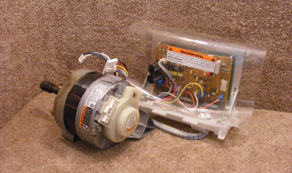 12002039 Maytag Washer Drive Motor And Control Board