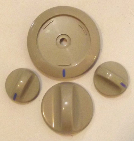 131140702 131140602 131141102 Frigidaire Washer Knob Set