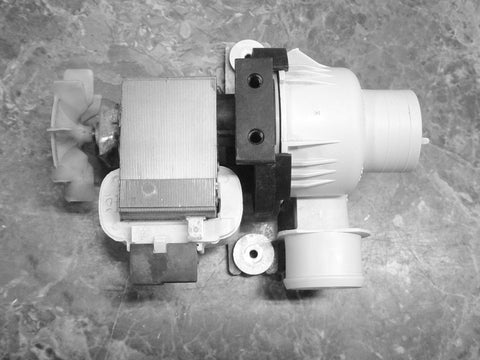 131268401 Frigidaire Washer Drain Pump Assembly