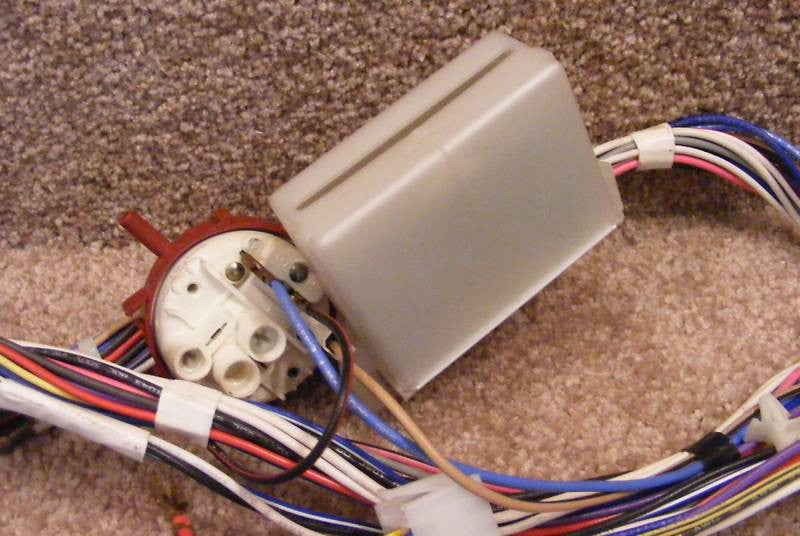 frigidaire washer wiring harness 134073400 pressure switch and light rh good appliance com
