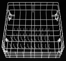 154432604 Frigidaire Dishwasher Gray Lower Rack