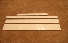 2163629 2163630 1120826 2197356 Door Rail Set