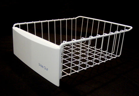 2181763 Whirlpool Refrigerator Shallow Small Freezer Basket