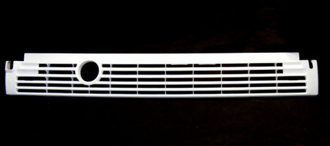 2198768W Whirlpool Refrigerator White Kick Panel Toe Grille