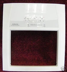 2220393W Whirlpool Refrigerator Front Cover Assembly