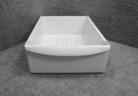 240530801 Frigidaire Refrigerator White Meat Pan Drawer