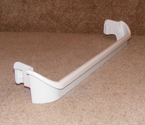 240534801 Frigidaire Refrigerator White Freezer Door Rack
