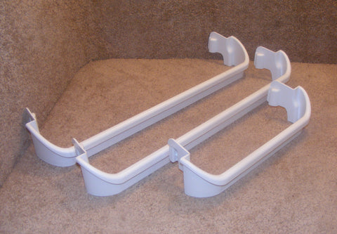 240535101 240535301 240535201 Tappan Refrigerator Door Rack Set