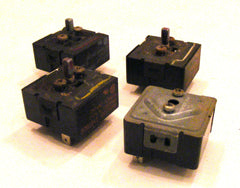 3051680 3051681 INF-240-157 Burner Switch Set