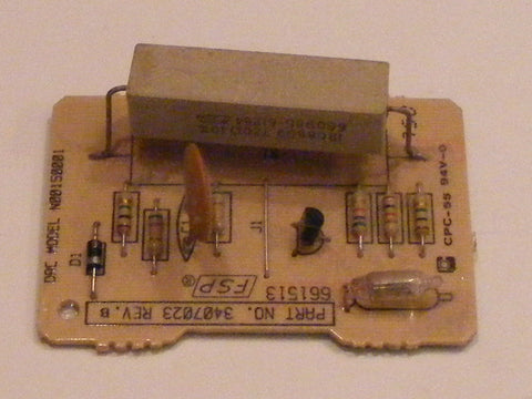 3398084 Whirlpool Dryer Electronic Control