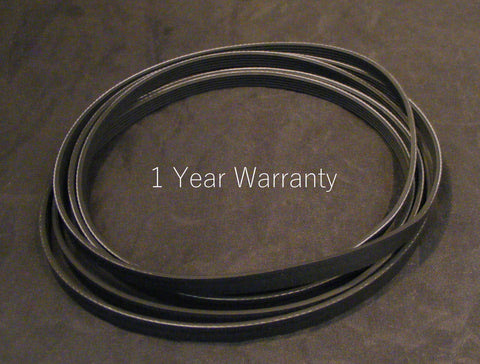 40111201 59174 661500 Amana Dryer Drum Belt 1 Year Warranty