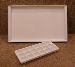 4312468 4312470 Freezer and Ice Cube Defrost Tray