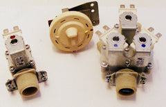6601ER1006E 5221ER1003A  5220FR2006L LG Washer Water Valves and Pressure Switch KIt