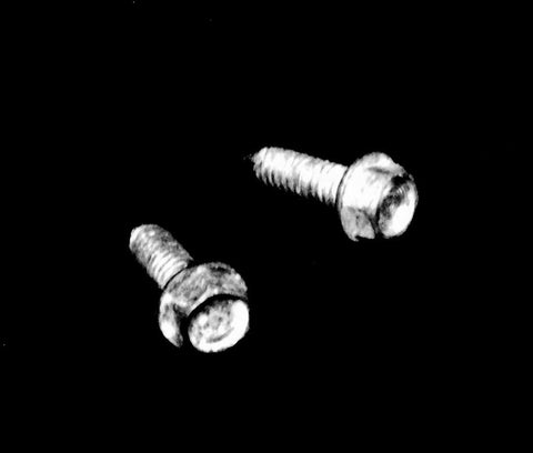 5303001479 Frigidaire Refrigerator Door Hinge Screws