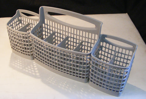 5304507404 Frigidaire Dishwasher Gray Silverware Basket